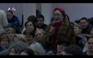 Embedded thumbnail for Владимир Ружицкий встретился с жителями городского округа Люберцы
