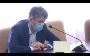 Embedded thumbnail for Заседание штаба по предотвращению распространения новой коронавирусной инфекции 06.04.2020