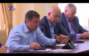 Embedded thumbnail for Оперативное совещание с участием руководителей муниципальных и региональных структур 03.09.2018